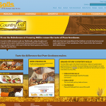 Softext - Solis Foods Websites