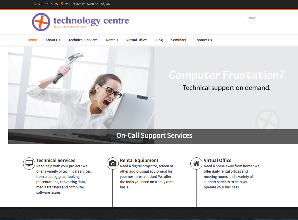 Tech-Centre