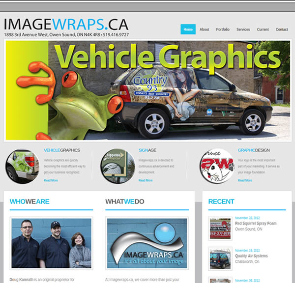 Image Wraps