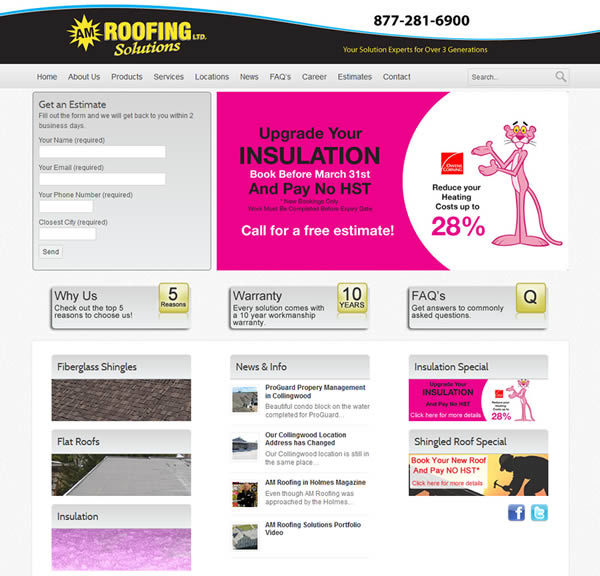 AM Roofing