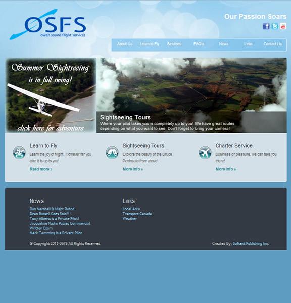 Owen Sound Flight Services