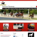 Hanover Raceway Splash Page