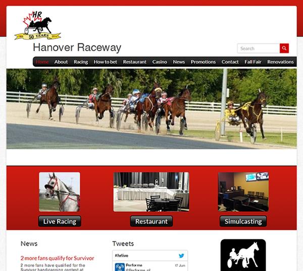 Hanover Raceway