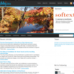 Softext - Grey Bruce Business Journal WebSites
