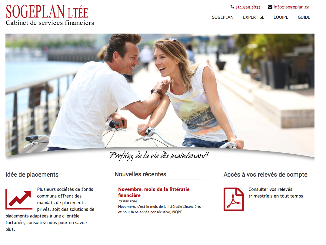 Sogeplan Financial Planning Firm