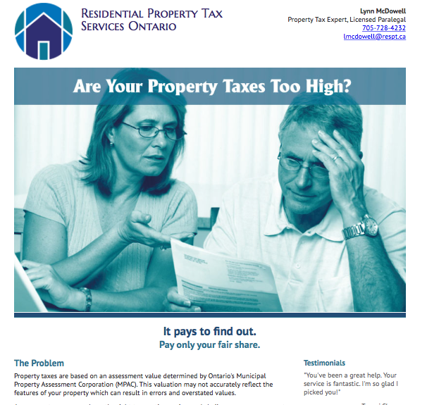 Residential Property Property Tax Services