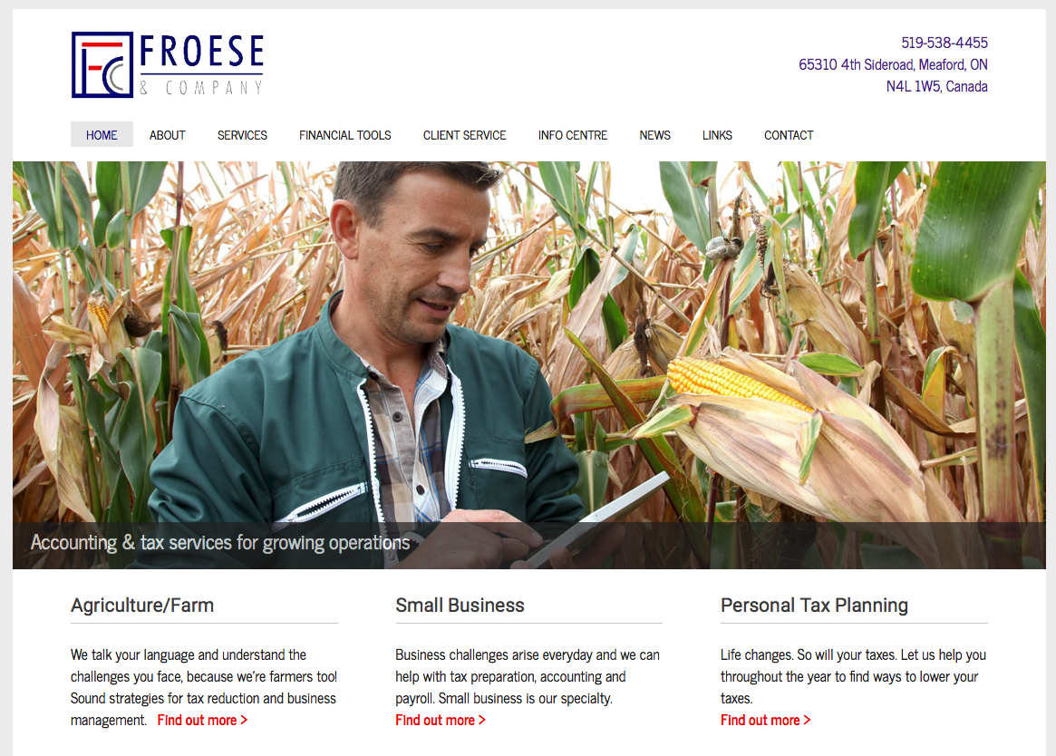 Froese & Company