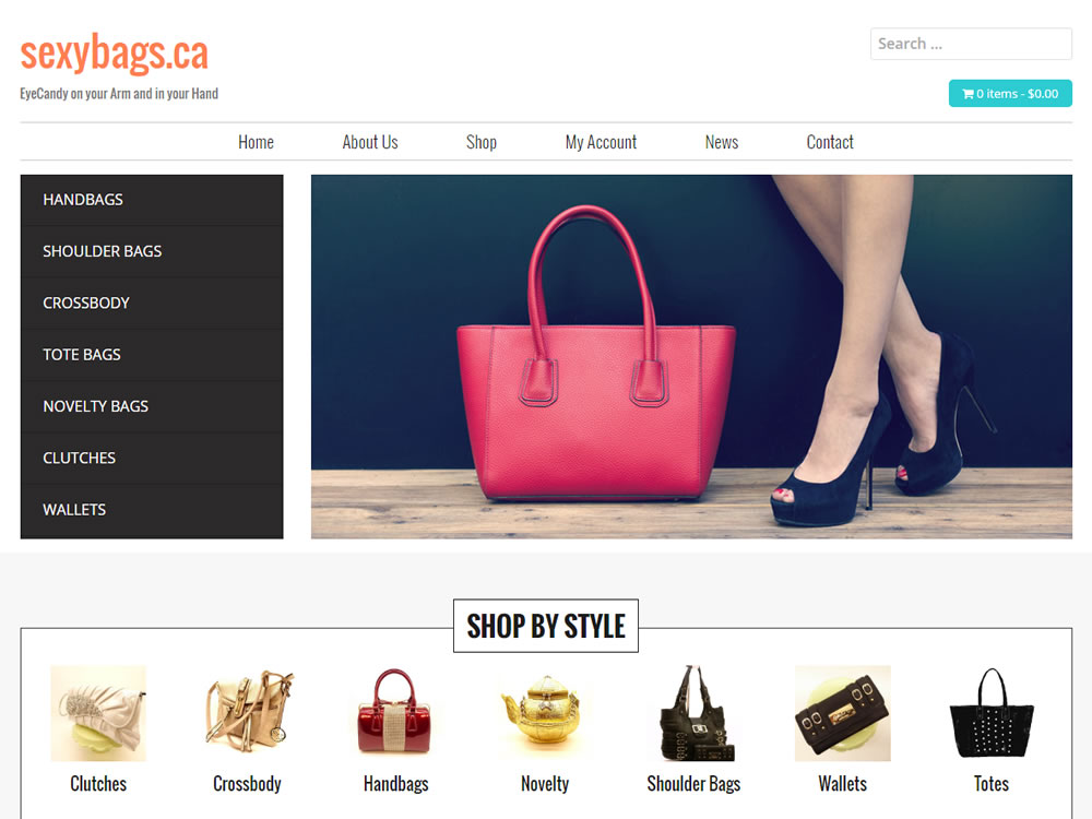Sexybags.ca