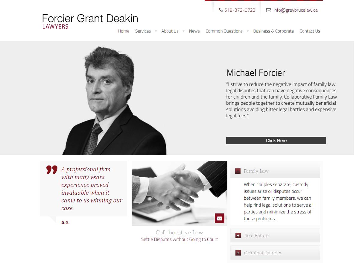 Forcier Grant Deakin