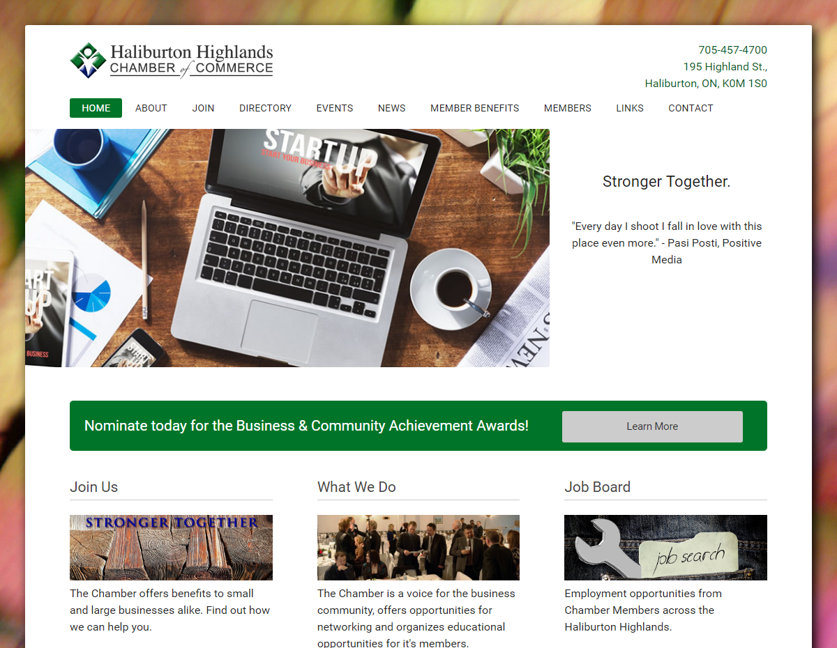 Haliburtonchamber.com