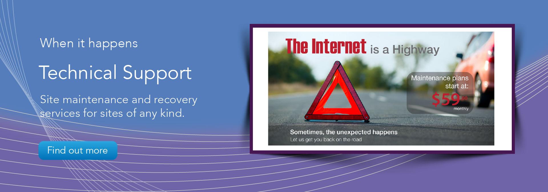 tech-support-banner
